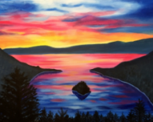 Join us May 27th for Paintnite fun!