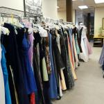 Wide selection of beautiful dresses for the choosing!
