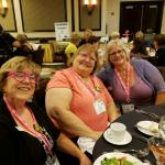 Barbara, Sharon & Deb attended SDR Retreat