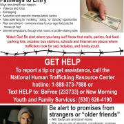 Human Trafficking Information